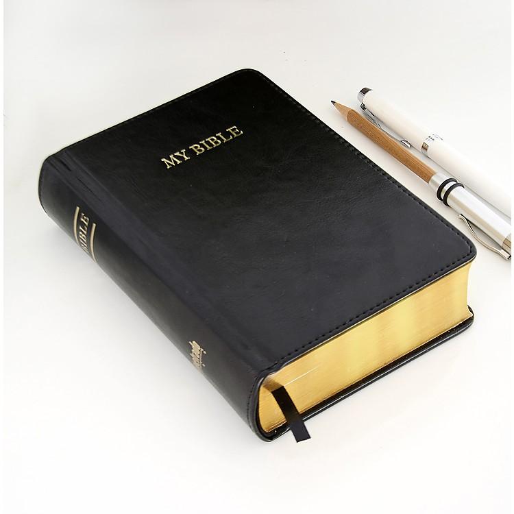 My Bible: el cuaderno de 1.280 páginas