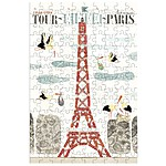 """Eiffel Tower"" Micropuzzle"