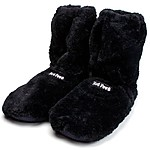 Hot Bootz Microwave Boots Black