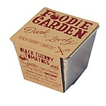 """Black Cherry Tomatoes"" Foodie Garden Kit"