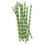 "XL ""Bamboo"" Paper Straws"