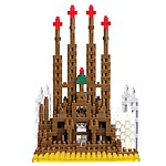 "Nanoblock ""Sagrada Family"""