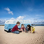 VW Camper Van Tent for Kids