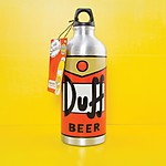 """Duff Beer"" Water Bottle"