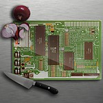 Motherboard Cutting Board