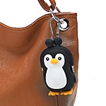 """3D Pochi Friends"" Penguin Change Purse"