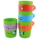 Stackable Ninja Turtle Mugs
