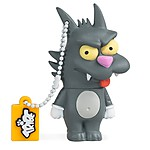 8GB Scratchy Simpson USB Flash Drive