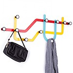 """Subway"" Clothes Rack"