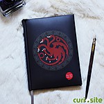 Game of Thrones Notebook with Light