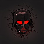 "Darth Vader ""3D Deco Lights"" Nightlight"