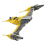 "LEGO Star Wars ""Naboo Starfighter"""