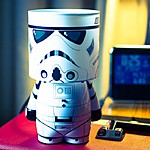 Star Wars Stormtrooper Lamp