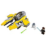 "LEGO Star Wars ""Jedi Interceptor"""