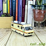 Breaking Bad Diecast Model 1/64 1986 Fleetwood Bounder RV