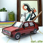 VW Golf Desk Tidy