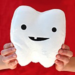 Tooth Plush