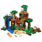 The Jungle Tree House LEGO Minecraft