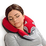 Peter the Fox Travel Pillow