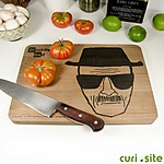 Heisenberg Wooden Chopping Board