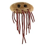 "Plush Microbe Toy ""E. coli"""