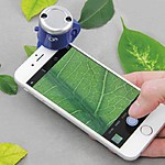 Discovery Smart Phone Microscope 30X Zoom Lens