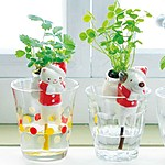 Christmas Shippon Self-Watering Pot