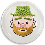 """Food Face"" Plates for Kids"