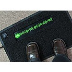 Space Invaders Doormat