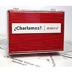 ¿Charlamos? (Let's Chat!) Questions & Answers Card Game