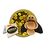 Plush Microbe Toy 'MRSA'