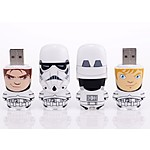 8GB Luke Skywalker / Han Solo USB mimobot
