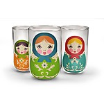 Matryoshka Glasses