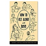 'How To Get Along With Boys' Book