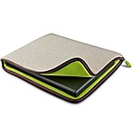 "LaCie Vegetal Eco-Friendly 10"" Laptop Sleeve"