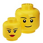 LEGO Head Large Storage Container