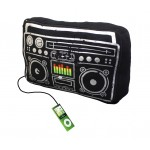 Boombox Speaker and Cushion