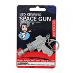 Space Gun LED Keyring
