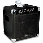 "ION Audio's ""Tailgater"" Portable Amp for iPod"