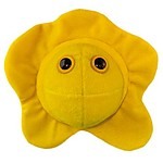 Herpes Microbe Plush Toy