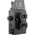DIY Plastic Toy Twin-Lens Reflex Camera Kit