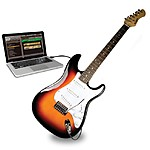 Guitarra USB Discover de ION Audio