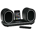 Altavoces Inalámbricos para iPod e iPhone