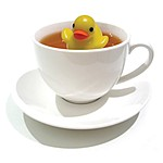 Tea Duckie Floating Tea Infuser