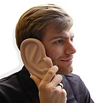 Ear iPhone Case for iPhone 4