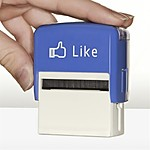 Facebook Self-Inking Stamps