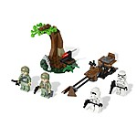 Endor Rebel Trooper & Imperial Trooper Battle Pack de LEGO