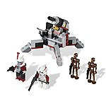 Elite Clone Trooper & Commando Droid Battle Pack de LEGO