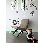 Jungle Wall Graphics