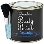 Chocolate Flavored Body Paint